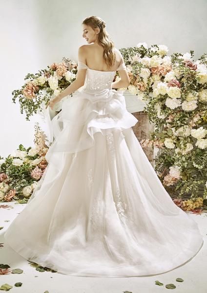 romantisches Prinzessinnenkleid